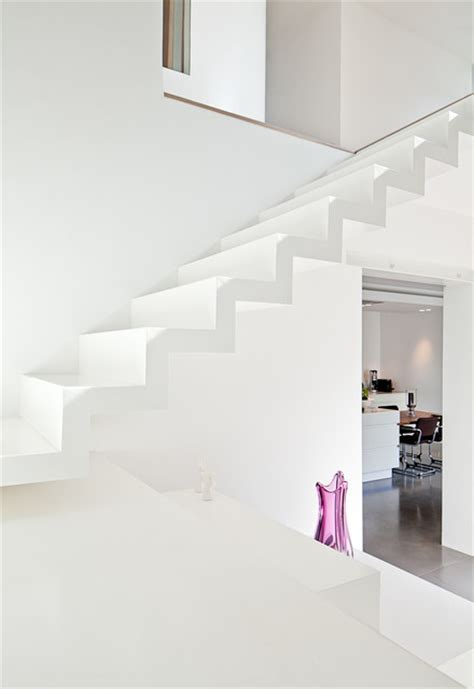 loft in k ln loft in k 246 ln modern staircase cologne by