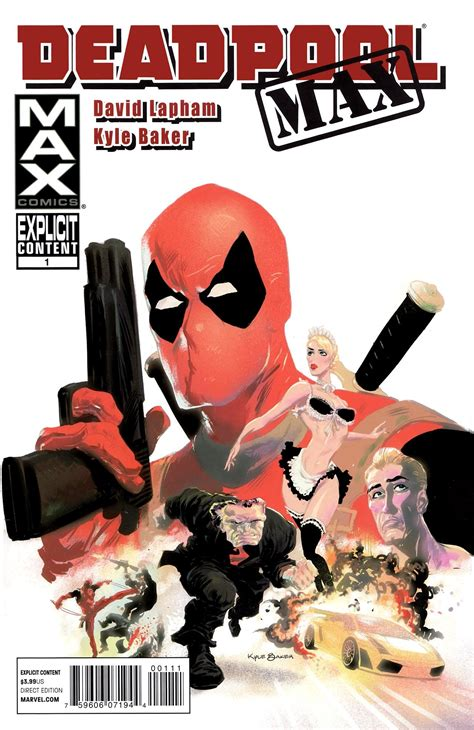 max capturing the of agility volume 2 books comic book covers we like from deadpool diabolical rabbit