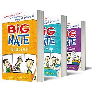 Big Nate 06 Big Nate In The Zone order form big nate reach harpercollins