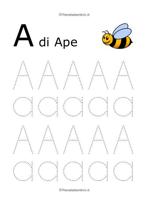 come insegnare le lettere ai bambini imparare a scrivere le lettere dell alfabeto