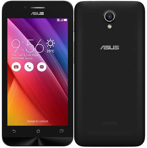 Lcd Asus Zenfone Go 4 5 asus zenfone go 4 5 with 1gb ram android 5 1 launched in