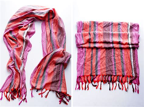 how to make a scarf into an infinity scarf how to turn a regular scarf into an infinity scarf gimme