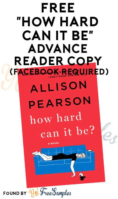 Allison Pearson How It Can Be free quot how can it be quot by allison pearson advance reader copy required verified