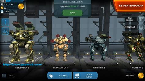 wars 1 hacked apk walking war robots 1 4 0 mod apk with unlimited money hack axeetech