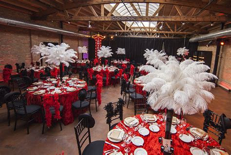 chicago themed decorations venue spotlight archives of imaginationart of
