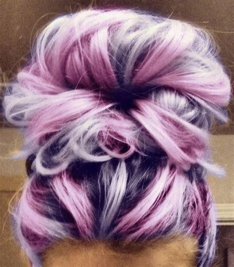 pravana silver hair pravana vivids silver pink and violet hair