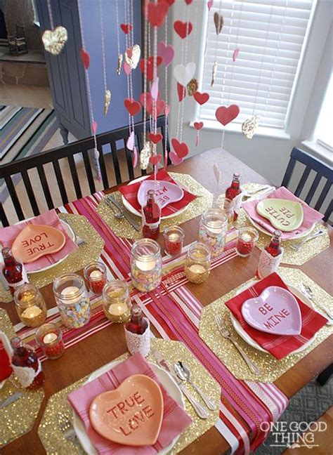 valentines family dinner extraordinary valentines table settings for a