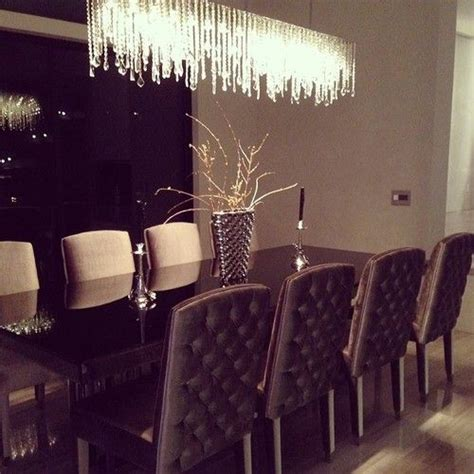 Modern Dining Room Lighting Ideas 1000 Ideas About Rectangular Chandelier On Chandeliers Modern Chandelier And Lighting