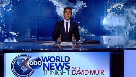 world news world news tonight updates logo graphics newscaststudio