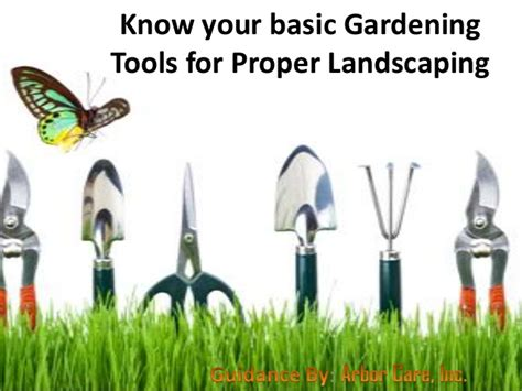 google basic gardening your basic gardening tools for proper landscaping