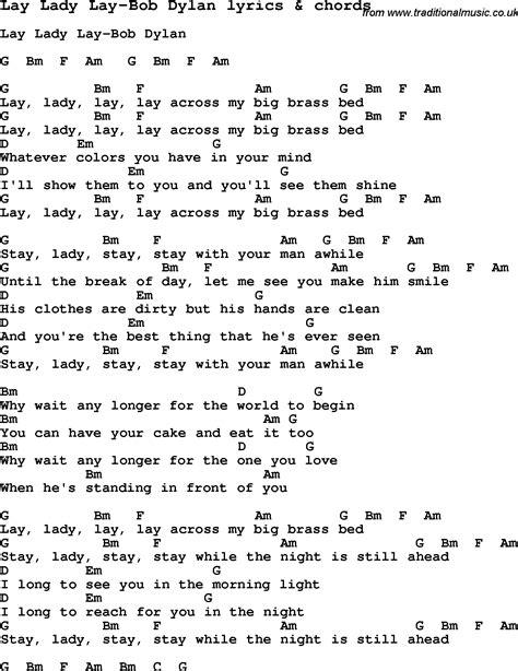 tattooed lady ukulele chords lay lady lay lyrics love lyrics for lay lady lay bob
