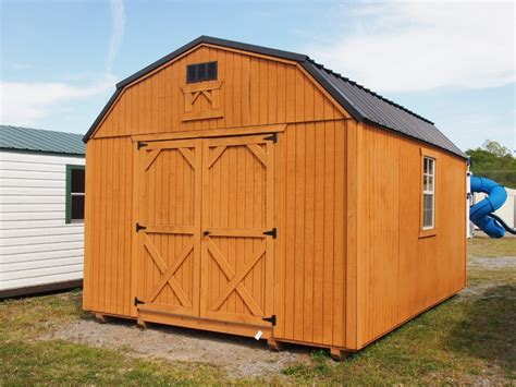 Storage Sheds Nc by Stained Barn Hometown Sheds Goldsboro Carolina