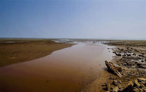 Balok Warna 30 sungai balok bertukar merah selepas hujan dipercayai