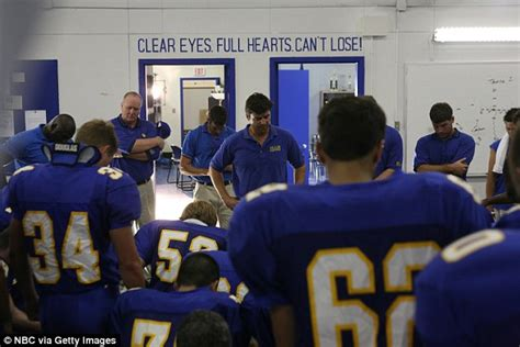 Shows Similar To Friday Lights by Barack Obama Channels Friday Lights Coach In