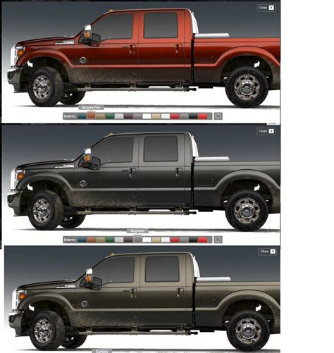 2015 f150 platinum exterior colors html autos post