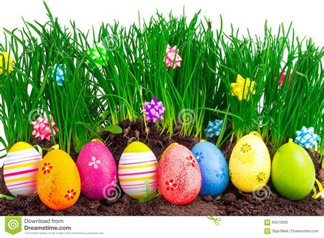 easter eggs decoration easter eggs decoration royalty free stock photography