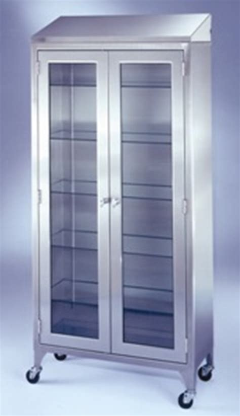 stainless steel storage cabinet paul freestanding instrument storage cabinet 48 quot w x 16 quot d