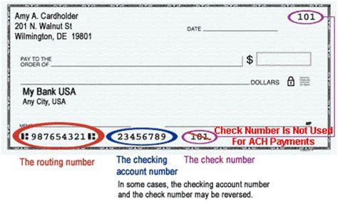 pin find routing number on your check on pinterest