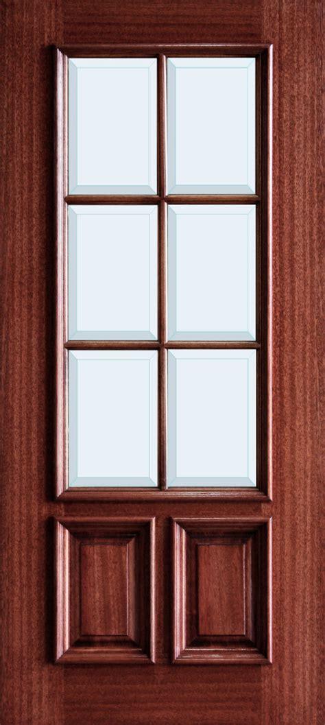 the front door co wood divided lite and doors the front door company