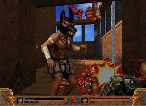 emuparadise pc image gallery exhumed game