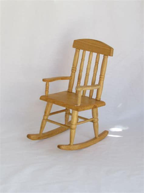 Rocking House Pajangan Kayu Decor Vintage wood rocking chair doll furniture vintage home decor