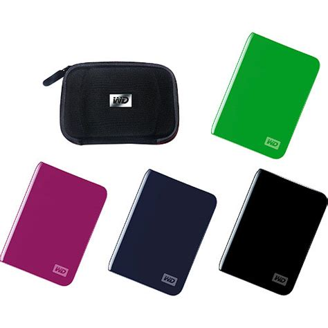 western digital 320gb my passport essential portable