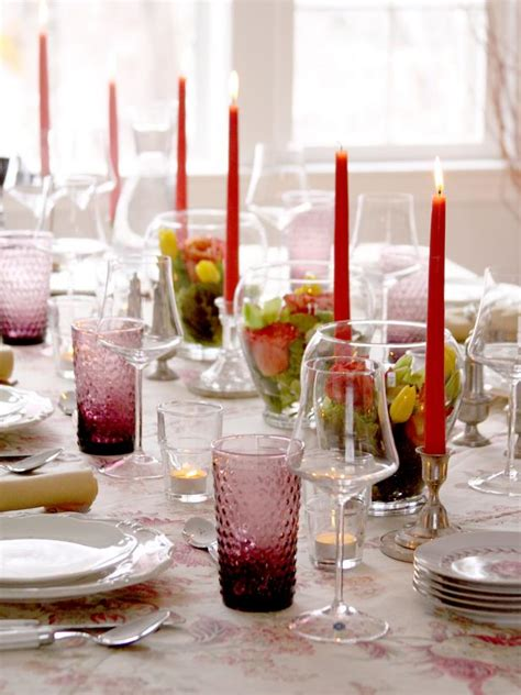 beautiful table settings pictures beautiful table settings for any party hgtv