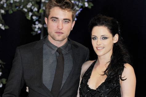 biography of kristen stewart and robert pattinson robert pattinson split from kristen stewart best for his