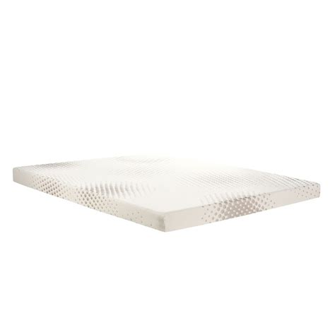 Bamboo Memory Foam Mattress Mlily 7 5cm Bamboo Charcoal Memory Foam Mattress Topper