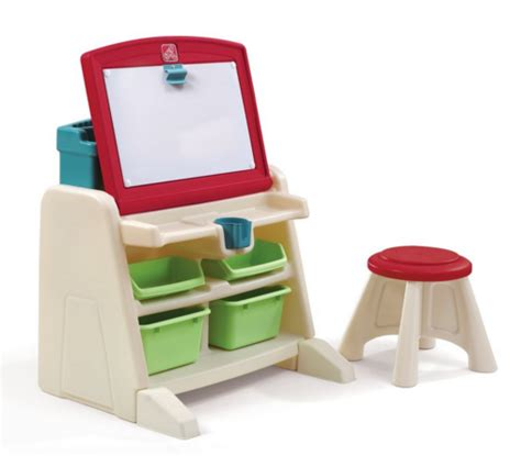 Petco Step Stool by Step2 Flip And Doodle Desk W Stool Easel Only 49 40