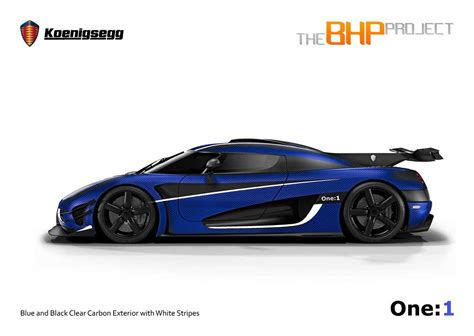 blue koenigsegg one 1 the bhp project koenigsegg one 1 unveiled autofluence