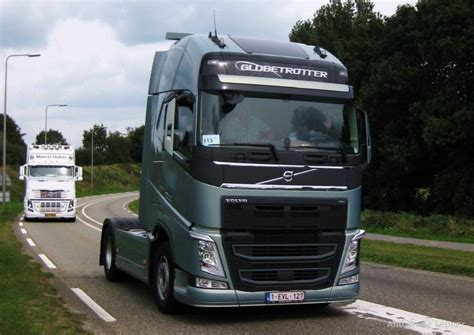 truck photos 2013 new volvo globetrotter