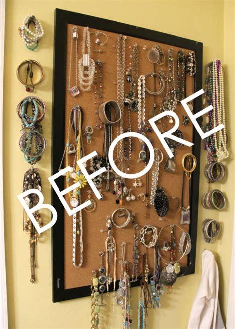 Bathroom Organization Ideas Diy Jewelry Organizer Storage Ideas Artsy Rule 174