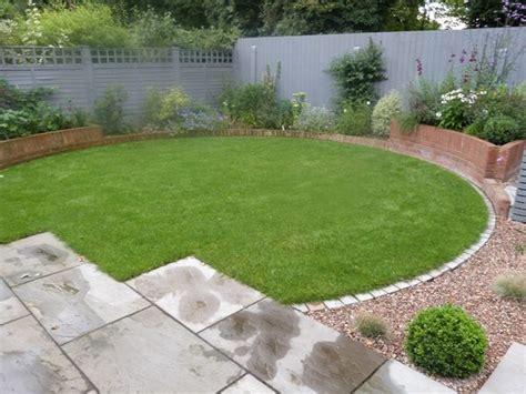 Landscape Edging Manufacturer Circular Lawn Vicki Garden Design Gardening