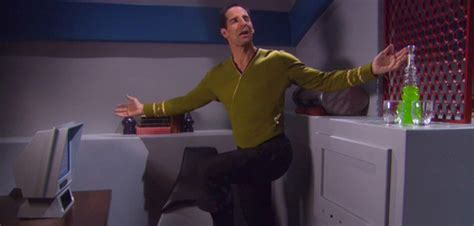 Captain Chair Scott Bakula Subspace Communique
