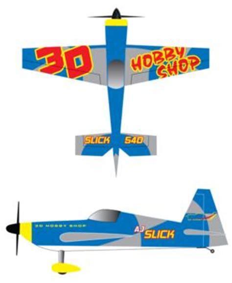 dhs help desk number 3d hobby shop slick 540 blue decal package
