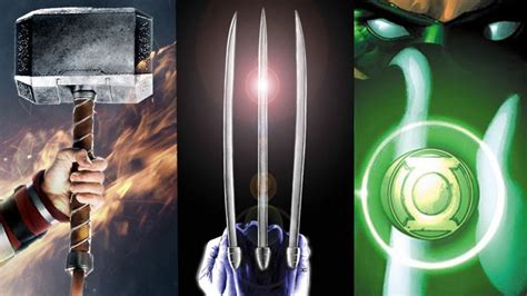marvel heroes with weapons fb cover ocean mindhut ranks the all time greatest super hero weapons
