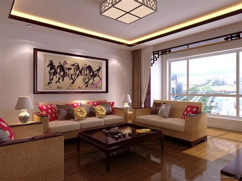 The Living Room Boynton New Years 中式古典文韵的客厅装修效果图大全2014图片 土巴兔装修效果图