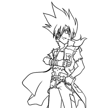 L Drago Coloring Pages by Free Beyblade L Drago Coloring Pages