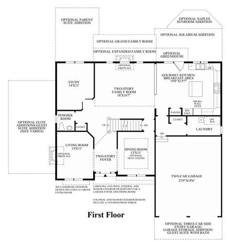 hidden valley sf floor plan by glen homes dakota glen in arundel forest the glen the ellsworth home design