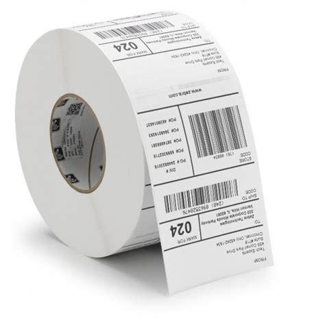 Etiketten Zebra by Zebra Z Perform 1000t 190 Tag Etiketten F 252 R Industrie