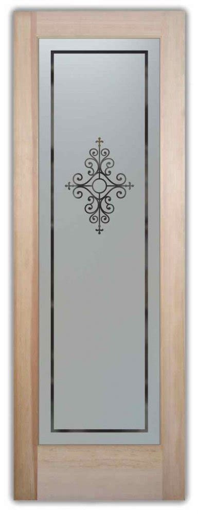 Frosted Glass Pantry Sans Soucie Art Glass Pantry Glass Door