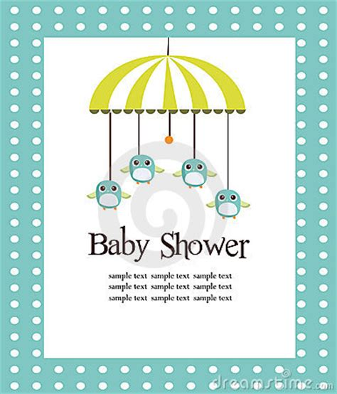 Baby Boy Baby Shower Card Messages by Baby Shower Card For Boys Stock Photo Image 13820590