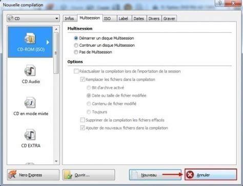 format cd nero extraire des mp3 a partir d un cd audio avec nero