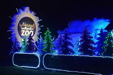 brookfield zoo lights magic experience at brookfield zoo