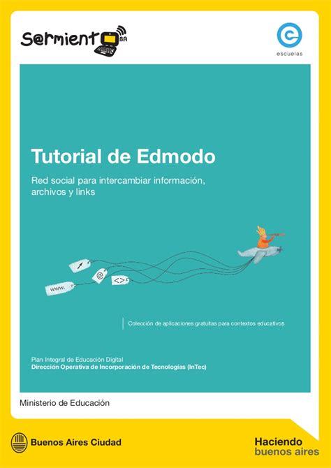 Tutorial De Edmodo Red Social Para Intercambiar | tutorial edmodo