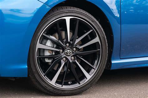 Toyota Camry Wheels 2018 Toyota Camry Xse Wheels Motor Trend