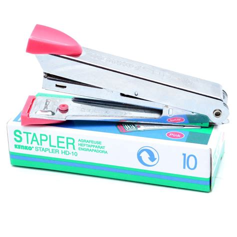 Kenko Stepler Tipe Hd 30 by Jual Stapler Kenko Hd 10 Atk Atkstationary