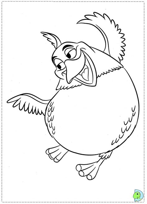 pin rio coloring pages of printable on pinterest