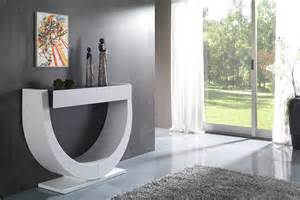 consoles table console extensible design tendances